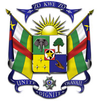 emblem of Central African Republic