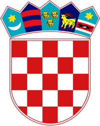 emblem of Croatia
