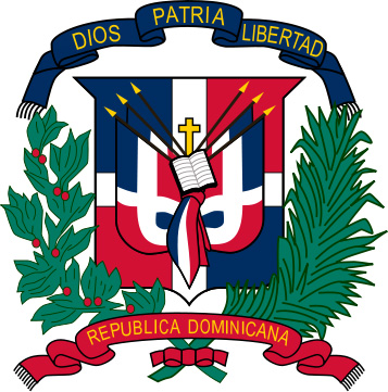 Emblem of Dominican Republic