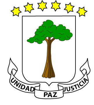 Emblem of Equatorial Guinea