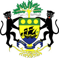 emblem of Gabon
