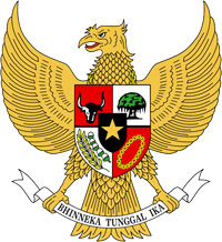 emblem of Indonesia