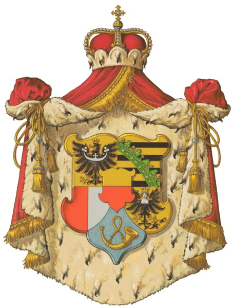 Emblem of Liechtenstein