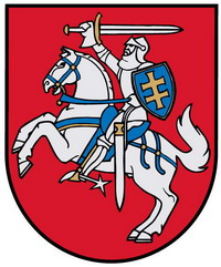 emblem of Lithuania