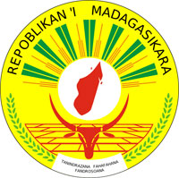 emblem of Madagascar