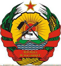 emblem of Mozambique