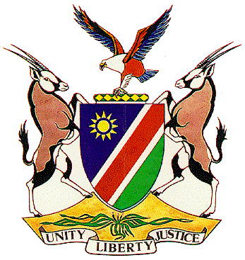 Emblem of Namibia