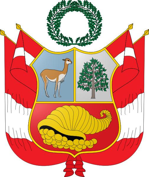 Back > Gallery For > Peruvian Flag Emblem
