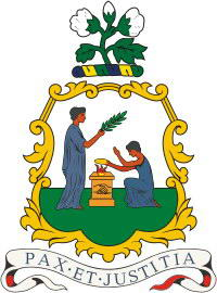 emblem of Saint Vincent and the Grenadines