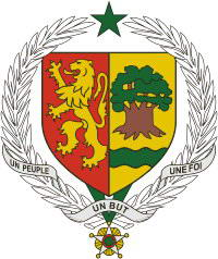emblem of Senegal