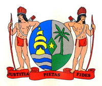 emblem of Suriname